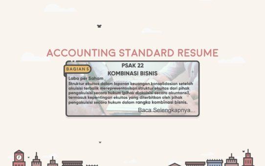 Accounting Standard Resume (PSAK 22 bagian 5)