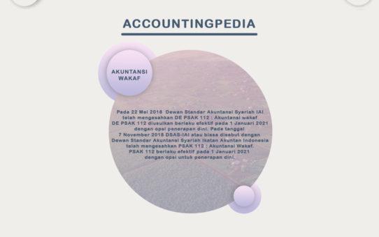Akuntansi Wakaf [ Accountingpedia 1 ]