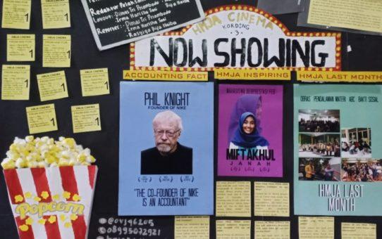 """Kording Mei """"HMJA Cinema"""""""