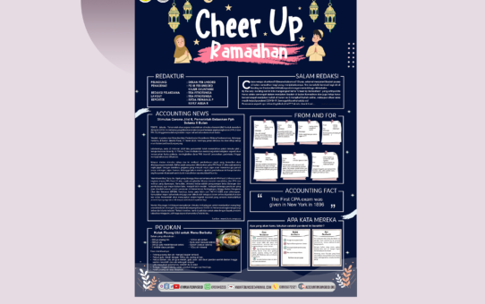 "Kording Mei ""Cheer Up Ramadhan"""