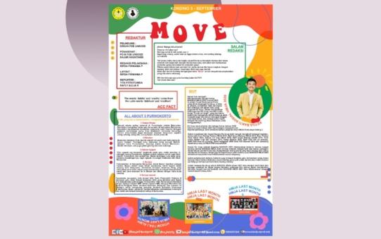 """Kording September """"Move"""""""