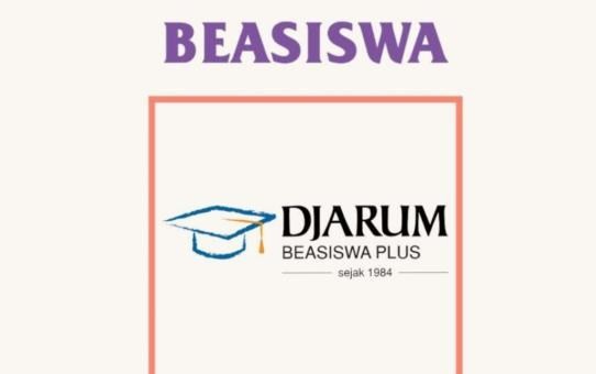Djarum Beasiswa Plus (Info Beasiswa)