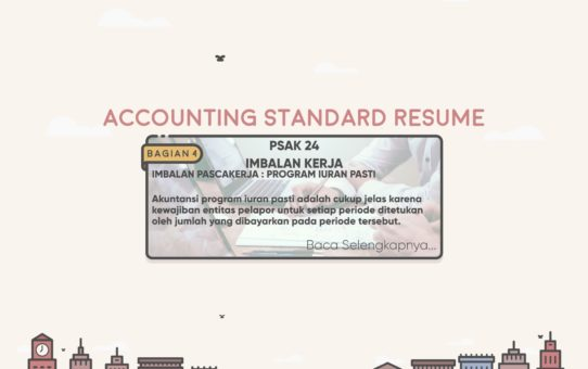 Accounting Standard Resume (PSAK 24 Bagian 4)